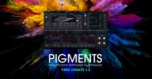 Arturia Pigments VST Crack 3.0.0.1375 With Free Download 2021