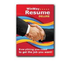 WinWay Resume Deluxe 14.00.018 With Crack Free Download 2021