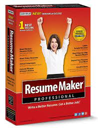ResumeMaker Professional Deluxe 20.1.3.171 Crack With Free Download 2021